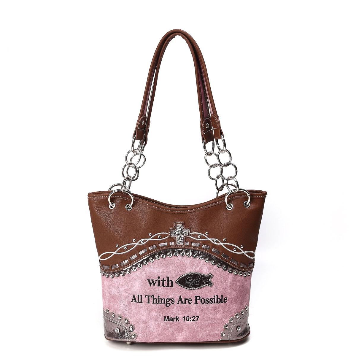 Western Tote Bag 76