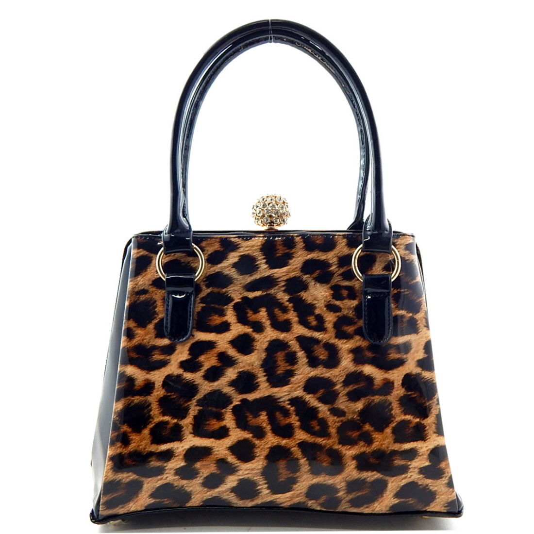 Fashion with Leopard print Handbag - Animal Print
