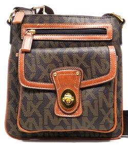 NX Signature Cross Body Bag