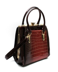 Fashion Croco handbag