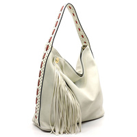 FRINGE FASHION  SHOULDER BAG