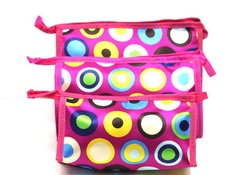 Makeup Accessory Bag 3 in 1 (set)