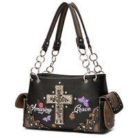 WESTERN CROSS HANDBAG