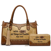 Bible Verse 2-in-1 Satchel