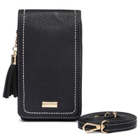 Fashion Multi Compartment  Cross Body Bag