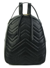 Chevron Quilted Shoulder Bagpack