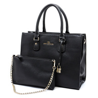 NX  Box Satchel & Clutch Set  Back  (2-in-1)