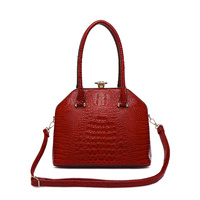 JEWL-TOP CROC SATCHEL