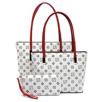 Monogrammed 3-in-1 Tote