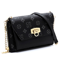Zip Around Crossbody Clutch Wallet