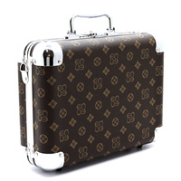 Monogram Cosmetic Case