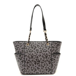 Leopard Print Fashion Handbag