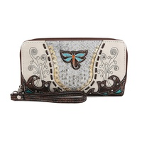 Western Drangonfly Wallet