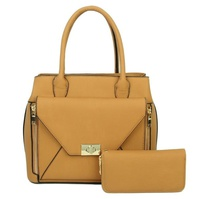 TRENDY FASHION 2 IN 1 SATCHEL