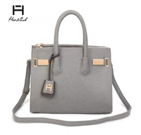 FASHION BOX SATCHEL HANDBAG