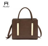 Fashion Top Handle Box Satchel