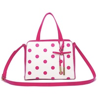 FASHION POLKA DOT SATCHEL