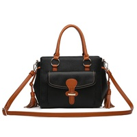 Hue & Ash Tophandle Satchel