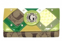 G Style & Patchwork Wallet