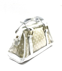 POLKA DOT CUTE SEE THRU BAG