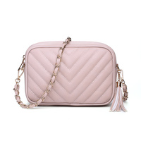 Quilted Fashion Crossbody Bag