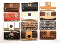 M STYLE 12  WALLETS