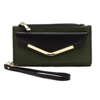 Fashion Nylon  Wallet Wristlet