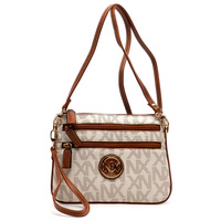 NX Signature Clutch Cross Body Bag