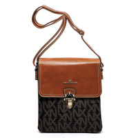 NX Signature Flap Crossbody Bag