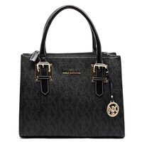 NX SIGNATURE  SATCHEL HANDBAG