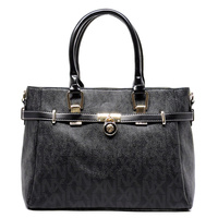 NX SIGNITURE SATCHEL HANDBAG
