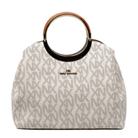 NX Signature  Top Round Handle Satchel