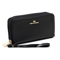 NX ZIP AROUND CLUTCH WALLET
