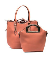 Fashion Top Handle (2 in 1) Bag  Set
