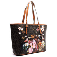 NX SIGNATURE CHARMING GIRL BAG