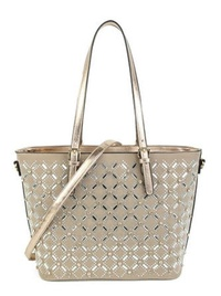 Stone Embellished Shopper