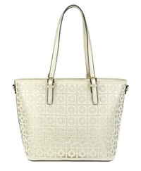 Stone Embellished Shopper Bag
