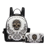 Sugar Skull 2 in 1 Backpack