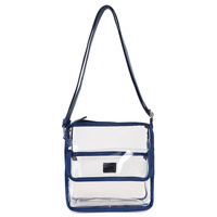 See Thru Crossbody Bag