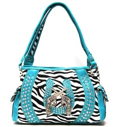 Zebran Print Wholesale Handbag