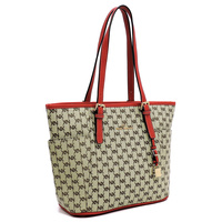 NX SIGNATURE SHOPPER TOTE