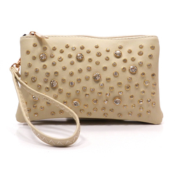 Fashion Clutch With Long Strap (2 way to carry)