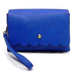 Fashion Clutch Bag With Long Strap (2 way to carry)