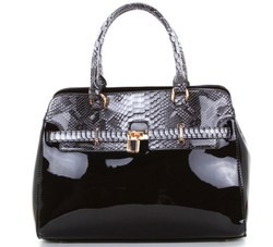 Fashion  with animal print Handbag