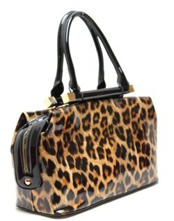 WHOLESALE FASHION HANDBAG with cheetah print