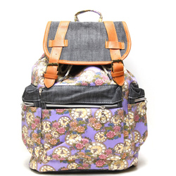 Fashion Floral Backpack