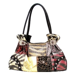 Patchwork Handbag