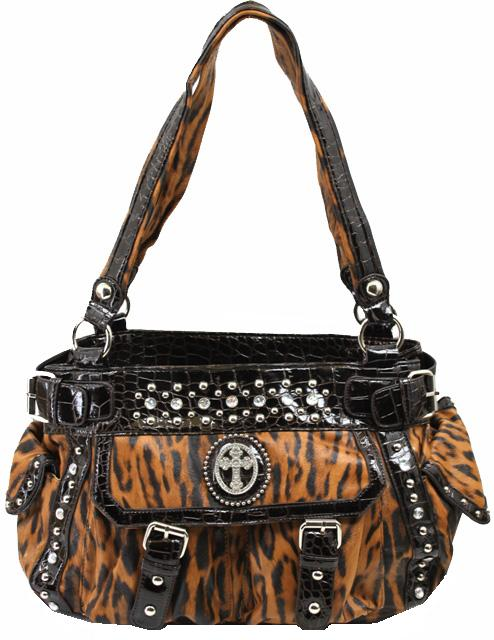 Western Style Fashion Handbag