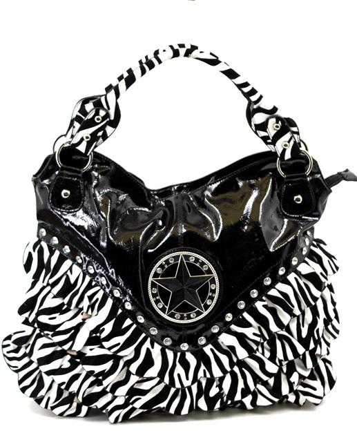 Western Style Handbag